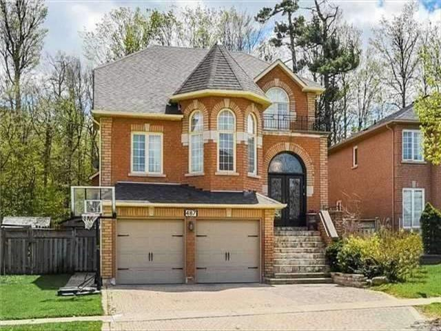 487 Worth Blvd Vaughan
