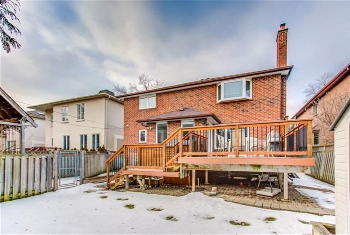 221 Greenfield Ave Toronto Bella Lee